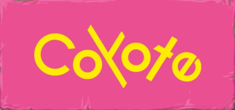 LogoIllustration_Coyote_ROTxBLAU
